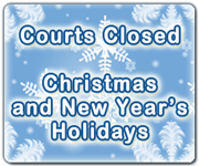 office closures for the christmas and new year holidays