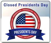 Office Closures – February 20, 2017